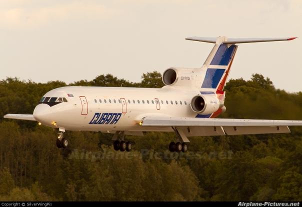 Los nuevos, sustituirán en las rutas del Caribe a los viejos Yak-42