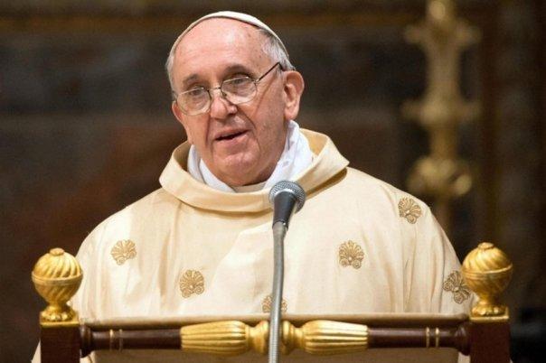 El Papa Francisco llegó a la silla de San Pedro luego de la renuncia de Benedicto XVI.