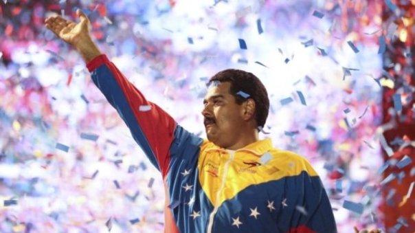 Maduro ganó con más de 7 millones 500 mil votos.