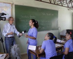 Esto es lo que vieron los periodistas nacionales y acreditados en Cuba en su más reciente visita a las prisiones.