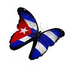 15191821-bandera-cubana-mariposa-volando-aislado-sobre-fondo-blanco