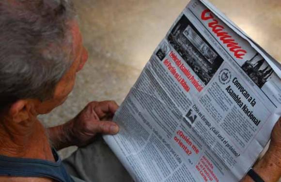 Periódico-Granma