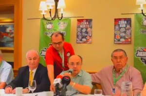Conferencia de prensa sobre el caso Despaigne