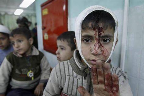 Esta foto circula desde el 2012 mostrando el genocidio contra el pueblo palestino. Ahora, la mayor cantidad de víctimas siguen siendo mujeres y niños. No es casualidad, sino limpieza étnica.