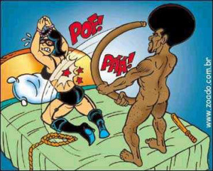 Motumbo. Imagen racializada y racista