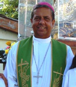 Monseñor Wilfredo Pino Estévez, Obispo de la Iglesia Católica de Guantánamo-Baracoa