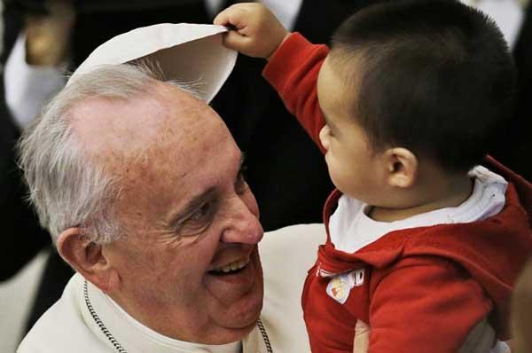 El Papa Y La Familia En Cuba La Esquina De Lilith
