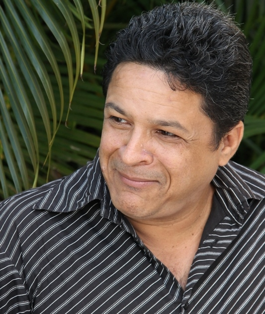 Reinaldo Cedeño Pineda. Foto: Rubén Aja Garí.